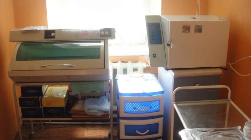 Современное оборудование и препараты